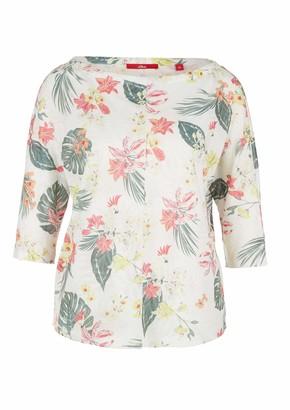 S'Oliver Women's T-Shirt 3/4 Arm