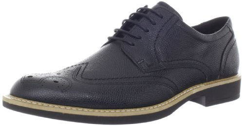 Ecco Men's Biarritz Wing Tip Tie Oxford
