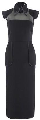 Fendi Gabardine Dress
