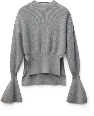Collection Mock Neck Pullover