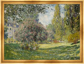 Munn Works Monet, Landscape, The Parc Monceau