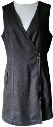 Iceberg Grey Wool Dress for Women