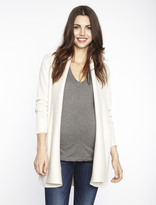 A Pea in the Pod Cable Knit Maternity Cardigan