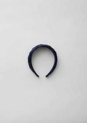 Sophie Buhai Silk Satin Braided Headband