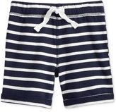 First Impressions Striped Shorts, Baby Boys (0-24 months), Only at Macy's