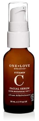 One Love Organics Vitamin C Moisturizing Facial Serum