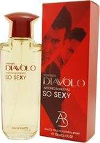 Antonio Banderas Diavolo So Sexy by For Men. Eau De Toilette Spray 3.4-Ounces by