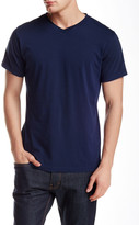 Spenglish Pima V-Neck Tee
