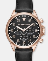 Michael Kors Gage Dark Brown