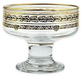 Classic Touch Dessert Bowl With Rich Gold Design (Set of 6 )