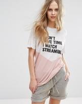 Undiz Boiz Almostiz Streaming Sleep T-Shirt