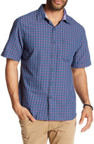 Tommy Bahama Reel, Deal Check Original Fit Short Sleeve Shirt