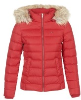 Tommy Hilfiger THDW BASIC DOWN JACKET Red