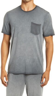 Daniel Buchler Modal Blend Pocket Pajama T-Shirt