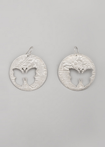 Page Sargisson Butterfly Earrings