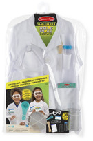 Melissa & Doug Scientist Costume