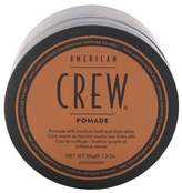 American Crew Pomade with Medium hold and High Shine for Men - 3 oz