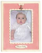 Grasslands Road Photo Frame For Blessed Baby Pink Ceramic From Grasslands