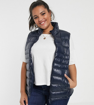 Brave Soul Plus everett padded vest