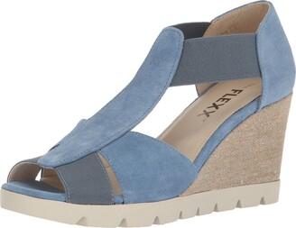 The Flexx Women's Lotto Wedge Sandal