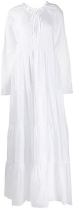 Ermanno Scervino Empire Line Shift Dress