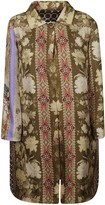 Pierre Louis Mascia Pierre-Louis Mascia Pattern Printed Shirt Dress