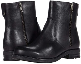 Eric Michael Limone (Black) Women's Boots