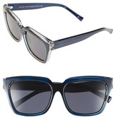 Le Specs 'Edition Two' 55mm Sunglasses