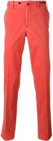 Pt01 chino-style trousers - men - Cotton/Spandex/Elastane - 46
