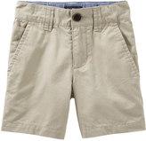 Osh Kosh Boys 4-8 Solid Dock Shorts