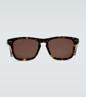 Gucci Square frame sunglasses