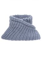Quiz Blue Thick Knit Snood