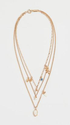 Isabel Marant Layered Necklace
