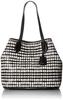 Cole Haan Abbot Tote Snake Emboss