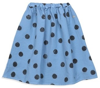 Bobo Choses Little Girl's & Girl's Dotted Skirt