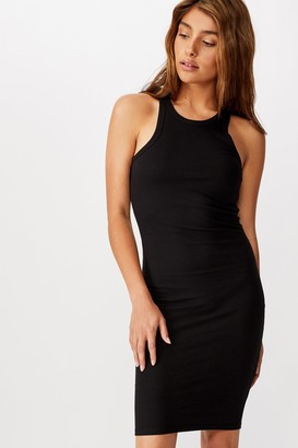Cotton On Kirsty Racerback Bodycon Midi Dress