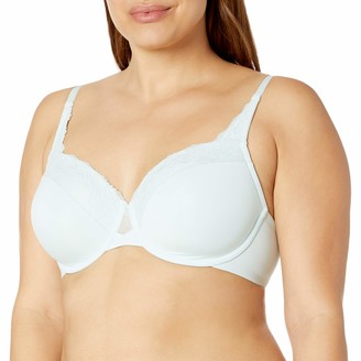 Olga womens Cloud 9 Underwire Contour With Lace T Shirt Bra