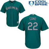 Majestic Robinson Cano Seattle Mariners MLB Men's Cool Base Alternate Jersey