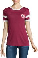 Arizona Hard Core Graphic T-Shirt- Juniors