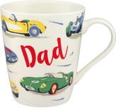 Cath Kidston Fast Cars 'Dad' Stanley Mug