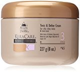 KeraCare by Avlon Avlon Natural Textures Twist and Define Cream, 8 Ounce