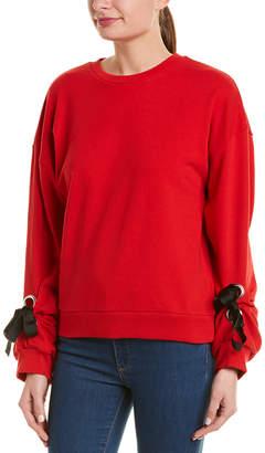 Elan International Tie-Sleeve Sweatshirt