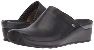 Wolky Go (Black Italian) Women's Sandals
