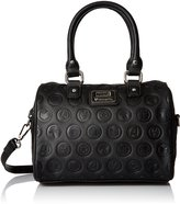 Loungefly womens The Avengers Logo Faux Leather Crossbody Purse
