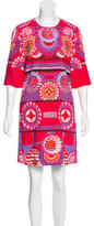 Peter Pilotto Lia Printed Dress w/ Tags