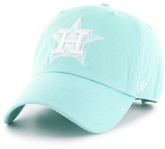 '47 Women's Houston Astros Tiffany Clean Up Adjustable Hat