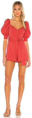 Privacy Please Love Note Romper