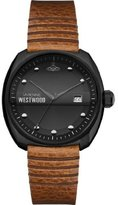 Vivienne Westwood Men's VV080BKTN Bermondsey Analog Display Swiss Quartz Brown Watch