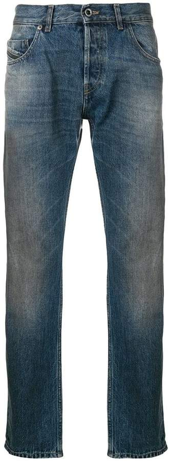 Diesel Black Gold straight leg jeans