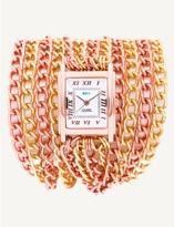 La Mer Rose Gold All Chain Wrap.